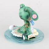 Figura giapponese bella di seduta del PVC del Anime della ragazza