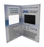 Video cartoline d'auguri promozionali/video opuscolo con la casella