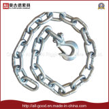 G80 Alloy Steel Welded Face lift Chain From Professional To manufacture