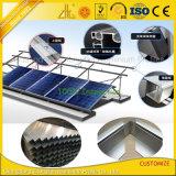 工場によって陽極酸化されるアルミニウム太陽電池パネルフレームの放出