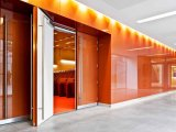 China 3mm-6mm/ Lacobel vidro pintado para decoração de interiores de vidro de cor/tamanho personalizado /Shape disponíveis (BPG-1601)