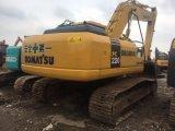 KOMATSU usada PC220-7 siguió el excavador de KOMATSU 22ton del excavador