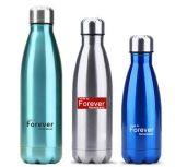 9 17 25oz 18/8 Flessen van het Water van het Roestvrij staal zwellen Sporten reizen de VacuümThermosflessen van Flessen
