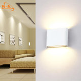 AC85-265V Lamp van de Muur van Ledbathroom van de rechthoek de Moderne 6W
