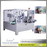Farine automatique de maïs, machine à emballer rotatoire de lait en poudre