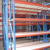 Cuatro capas del supermercado del almacén del almacenaje del estante del sistema del tormento del molde