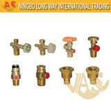 Las válvulas de cilindros de gas con Buen Precio Venta caliente