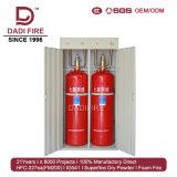 Usine de gros de matériel de lutte contre les incendies FM200 70L HFC-227ea la suppression des incendies