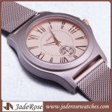 Ver Empresa Quartz-Watch moda relojes minimalista