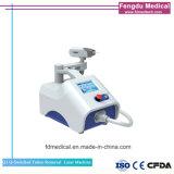 Tatouage de laser portable Removel la machine Q Commutateur laser YAG ND