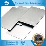 304/201 feuille de miroir de l'acier inoxydable 8k