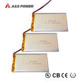 Bateria recarregável 3.7V 4000mAh de 805085 RC Lipo