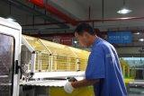 PU 거품 안에 의하여 격리되는 알루미늄 롤러 셔터 판금