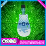 Interruptor de membrana protector del silicón electrónico elegante de la fábrica de Shenzhen
