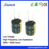 35V Hoge Frequentie van de 220UF de Elektrolytische Condensator