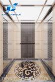 Il piccolo elevatore 4.0m/S del passeggero della stanza della macchina si dirige l'elevatore ed alza con acciaio inossidabile inciso specchio