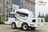 Strong 4.0 bétonnière mobile (HQ400) avec la CE, SGS