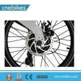 Frein à disque double Cnebikes E-Bike Mini vélo électrique pliant