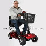Faltender 4 Rad-elektrischer Mobilitäts-Luxuxroller