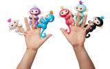 Fisch-interaktives Finger-Fallhammer-Spielzeug-Baby-spielt intelligenter Induktions-Fühler fehlerfreie Bewegungs-Note