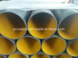 La meilleure pipe enduite d'époxyde de fer de moulage du l'Aucun-Pivot En877