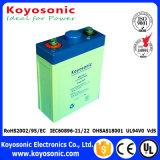 5-Jährige Leitungskabel-Säure-Batterie der Garantie-Gel-Zellen-Batterie-12V nachladbare