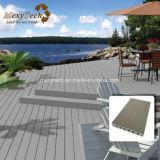 O WPC Deck plástico /Piso Woode Praia Costeira