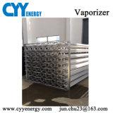 Vaporizer ambiental de alta pressão do gás do argônio do nitrogênio do oxigênio líquido
