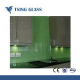 3-8mm hanno laccato il vetro/vetro colorato posteriore/vetro verniciato per costruzione/decorazione/portello/comitato di Splashback