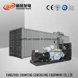 tipo gruppo elettrogeno del contenitore di 1250kVA 1000kw diesel di energia elettrica di Cummins