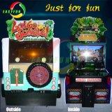 Video macchina del gioco della fucilazione dei 2 giocatori di avventura a gettoni della giungla