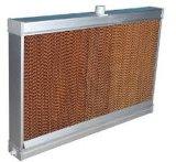 Almohadilla de refrigeración Evaportative almohadilla de refrigeración de agua