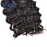 Двойной обращено ослабление волн перуанской Virgin человеческого волоса продуктов