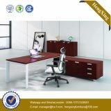 Hölzerner Spitzenbüro-Möbel-Block-Direktionsbüro-Schreibtisch (HX-NJ5011)