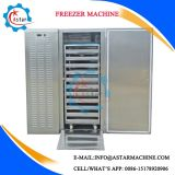 Sala de congelador fria o mostruário de exibição