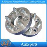 Aluminio de encargo del CNC 6061/7075 adaptador de la rueda