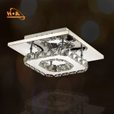 Lampadari a bracci d'attaccatura del ristorante del cristallo decorativo interno moderno