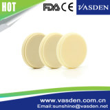 公開システム円形PMMAのブロックを製粉する歯科材料98mm CADカム