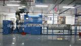 Automatische körperliche schäumende Kabel-Strangpresßling-Maschinen