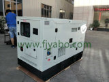groupe électrogène diesel de 96kw Shangchai avec le type silencieux