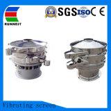 SUS314 circulaire à chaud en acier inoxydable de l'écran de vibration de la machine rotative