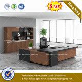 Bureau moderne exécutif de mélamine de meubles neufs de bureau de conception (HX-8NE031)