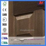 安い価格の防音の現代内部の黒いクルミのVennerのドア(JHK-011)