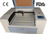 De unieke Scherpe Machine van mini-640 Laser voor AcrylAmbachten