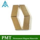 N48 de Romboïdale Magneet van de Zeldzame aarde met Magnetisch Materiaal NdFeB