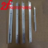 Haute précision en alliage aluminium finition polonais Al6061 Al7075 Usinage de pièces prototypes rapide personnalisé couleur Pantone les pièces d'usinage CNC CNC Die Casting O OEM