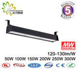 Der Fabrik-IP65 industrielles 100W lineares LED hohes Bucht-Licht Preis-des Lager-