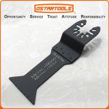 a estaca universal do mergulho da multi ferramenta bimetálica de 45mm (1-3/4 '') considerou a lâmina