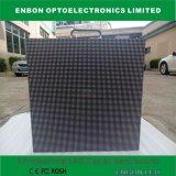 Die-Casting 알루미늄 내각 500*500 P6.25 옥외 임대료 발광 다이오드 표시
