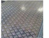 Blad/Plaat van het Loopvlak van het aluminium de het Geruite met Staaf één-Staaf/twee-Staaf/drie-Staaf/Vijf